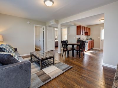 Photo for Relaxed 2BR Condo, Completely Remodeled – Two Miles from Honky Tonk Row