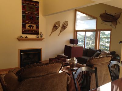 Photo for Spacious Town Home 3 BR/3.5 BA with Mountain Views!