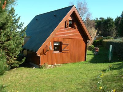 Photo for CHALET BY THE SEA IN ERQUY NEAR GR34 AND LARGE SITE CAP D'ERQUY / CAP FREHEL