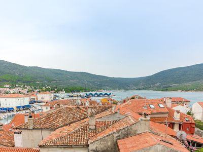 Photo for Beautiful harbor views in Cres