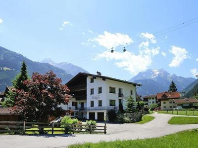 Photo for Holiday flats Dornau, Mayrhofen  in Zillertal - 4 persons, 2 bedrooms