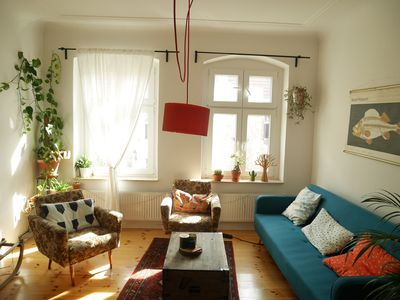 Photo for Stylish apartment in trendy neighborhood