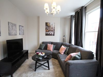 Photo for A Brand New Refurbished 3 Bedroom Apartment In Fulham