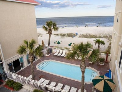 Photo for DeSoto Beach Hotel - Premier Partial View