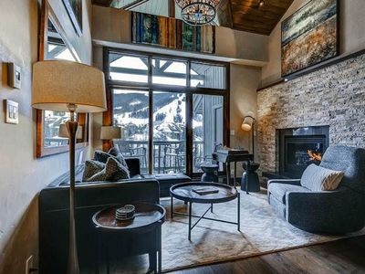 Photo for Platinum Rated Penthouse, Ski In/Out Straight-on Views of Beaver Creek Mountain