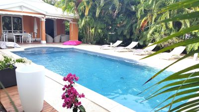 Photo for Charming Villa 3 rooms with private Pool