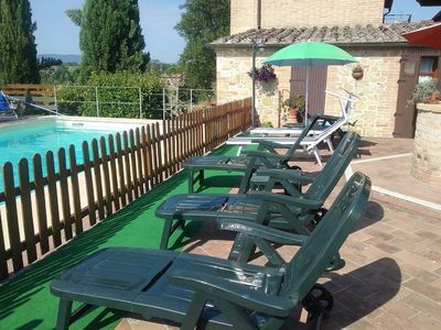 Photo for 2BR Apartment Vacation Rental in Sant'Andrea A Montecchio, Toscana