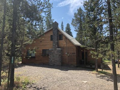 Photo for Taste of the GOOD Life cabin! Quiet & 29 miles to West Yellowstone. Free WIFI!!