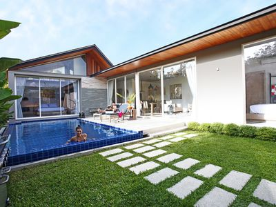 Photo for Villa Sunpao 3 bedroom pool villa by Holiplanet
