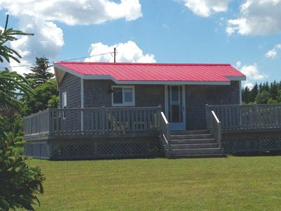 Photo for Cottage Overlooking Sandy Beach - St. Peters