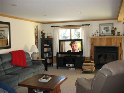Photo for 4 BR + Sleeping Loft Condo on the Top of Snowshoe