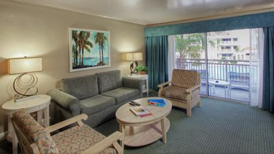 Photo for One Bedroom at Palm Canyon Resort, Palm Springs, CA