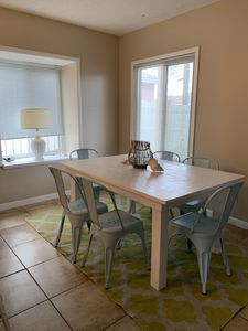 Photo for Quiet beach retreat walking distance to beach and boat launches; pets welcome