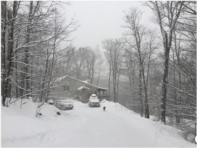 Photo for Secluded Mountain retreat in the Green Mountains of Southern Vermont