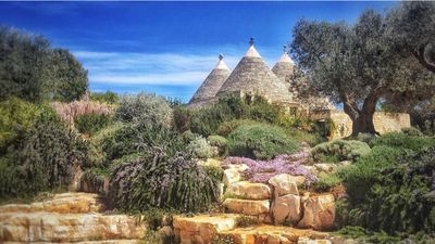 Photo for Il Melograno, refined trullo with swimming pool in Valle d Itria surrounded by nature