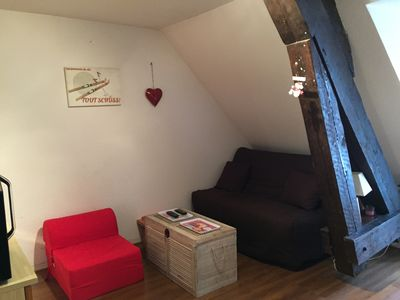 Studio 20 m2 for 4 people minimum - Le Mont-Dore