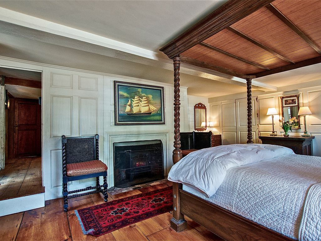 Luxury 1600s Historic Mill Home Waterfall, ...