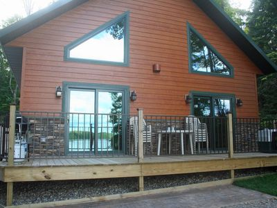Photo for Beautiful, Family-Friendly Vacation Rental On Pickerel Lake