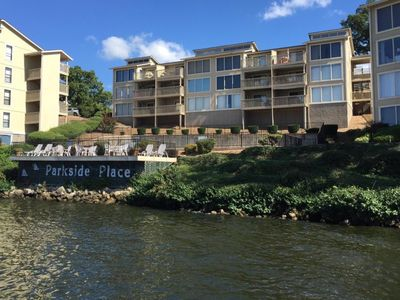 Photo for Recently Updated Waterfront Condo
