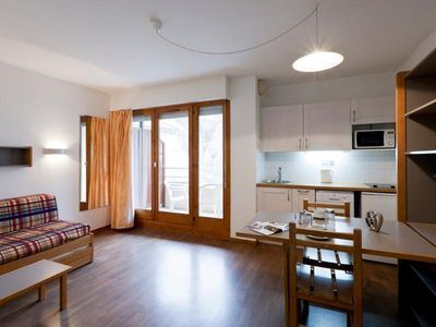 Photo for Apartment Brides-les-Bains, studio flat, 2 persons