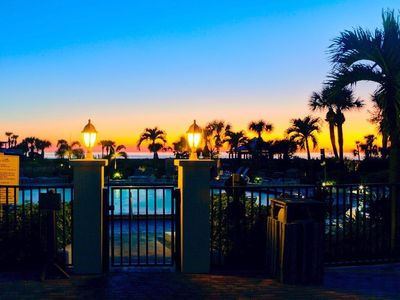 Photo for Beautiful Beachfront Complex on Siesta Key!
