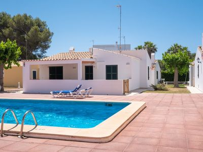 Photo for Modern Holiday Home with Pool, Air Conditioning & Terrace