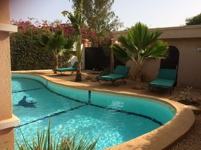 Photo for Very pretty charming 3 bedroom Villa with private pool