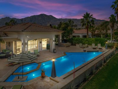 Photo for LUX Mtn & Course Views + Huge Pool w/ Waterfall!