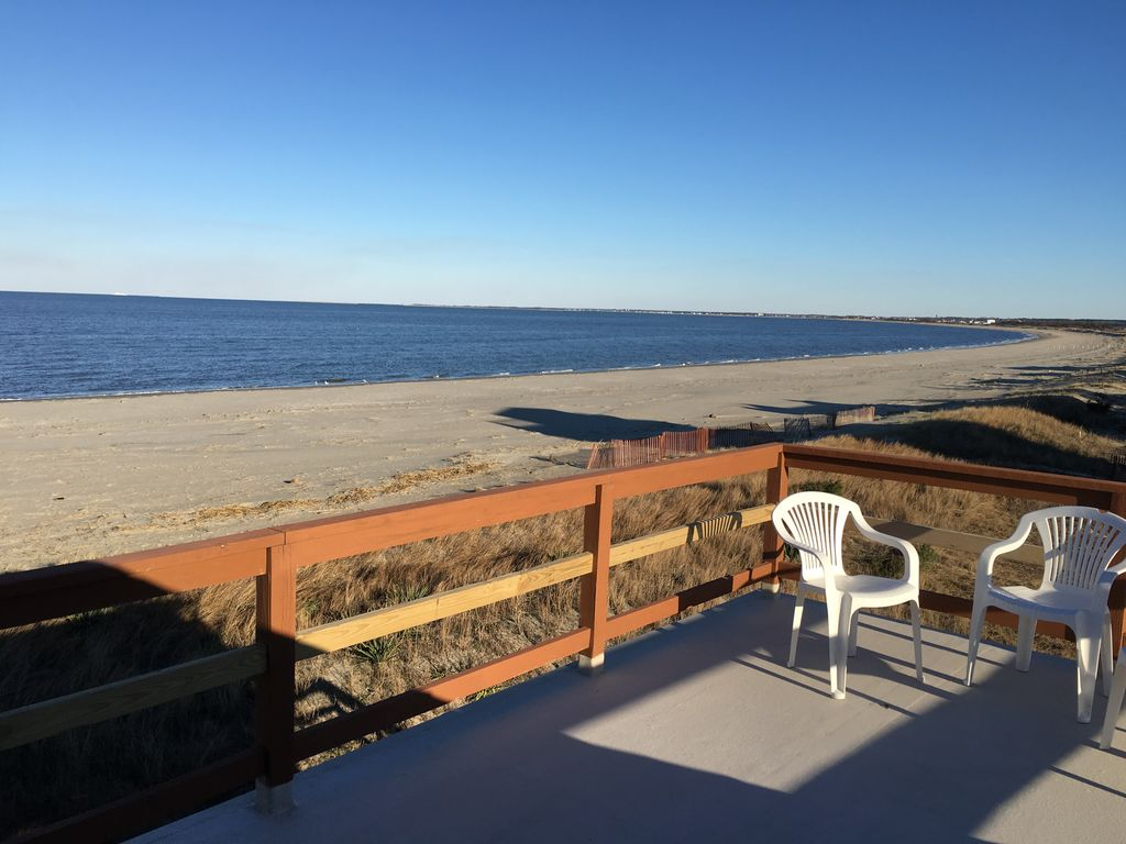 Perfect waterfront retreat on broadkill beach milton for Waterfront retreat