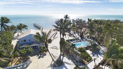 Photo for Islamorada Oceanfront Estate, Pool, Beach Cottages-- Sea Ranch -- Florida Keys