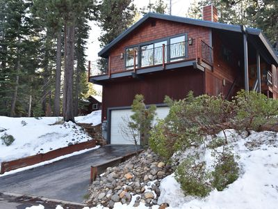 Photo for Newly Remodeled House in a quite wooded neighborhood sleeps 12