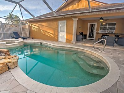 Photo for High-End Naples House w/ Pool - Walk to the Beach!