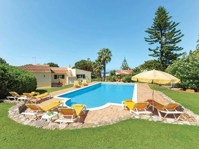 Photo for 5 bedroom Villa, sleeps 10 in Benagil with Pool, Air Con and WiFi