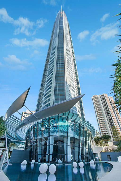 Q1 Resort Apartment 3 Bedrooms Guarantee Ocean View Free Wifi Parking Share Surfers Paradise