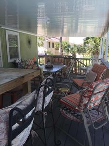 Photo for Gulf View 4/2 Coastal Cottage w/ Pool comfortable family vacation home!
