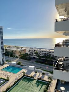Photo for WONDERFUL 2 BEDROOM CONDO ON THE BEACH