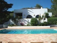 Beautiful rustic villa in Ibiza