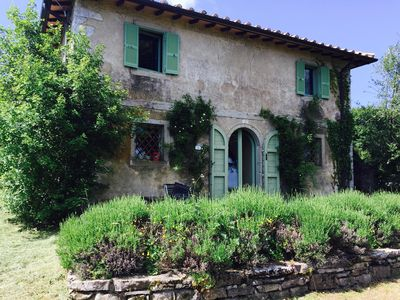 Photo for typical Tuscany house in a wild natural reserve