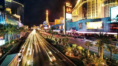Photo for New Years Luxury 2 Bdrm Suite on Strip next to MGM across from Aria Hotel