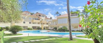 Photo for Los Corales. Close to Everything. Free WiFi, pool, parking. La Terraza C2