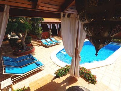 Photo for *** VILLA ZEN *** Great Thai style villa in Costa Adeje