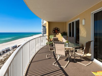 Photo for LOW FLOOR ; Huge Balcony; Comfortable & Beautifully decorated