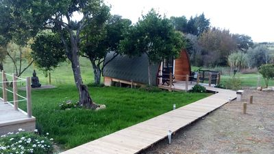 Photo for The Gold Pod, Relax and Enjoy on a Glamping House