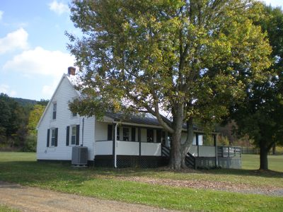 Photo for Secluded Cottage on 10 Acres. Close to Shen. Natl. Park and Luray Caverns