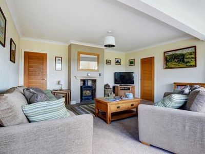Photo for Attractive bungalow in the centre of Harmby, surrounded by beautiful gardens