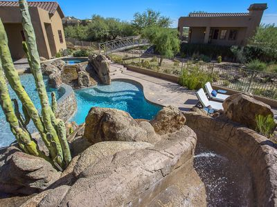 Photo for Private Guest House in North Scottsdale with Mountain Views