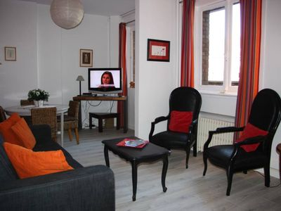 Photo for Apartment 60 m2 in the heart of Old Lille