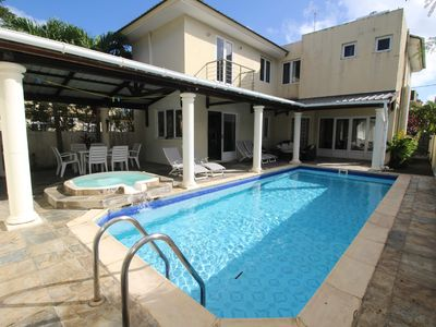 Photo for Luxury detached villa in Trou aux Biches