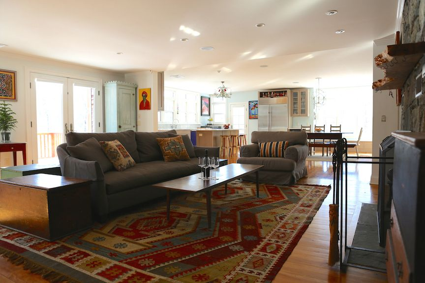Luxe family retreat: contemporary all season homeaway lenox