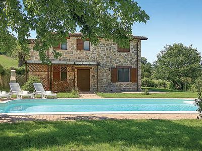 Photo for 4 bedroom countryside property with Wi-Fi, free pool towels & Bluetooth speaker.